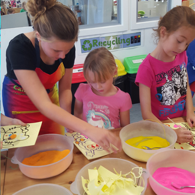 SandWizard - Creative Magical Fun for all ages! Shop online for Sand Art, Scratch Art and Coloured Sand. Highest quality products, available Australia wide. Get your birthday packs or Build-a-Box. Book us for your next big public event at your school, childcare centre, shopping centre, resort or business event.